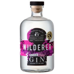 Wilderer Gin Rose Water